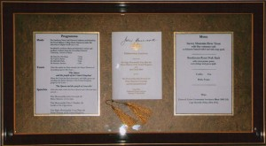 certificateframing